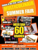 multiculinair summer fair Eersel 10 juli 2016